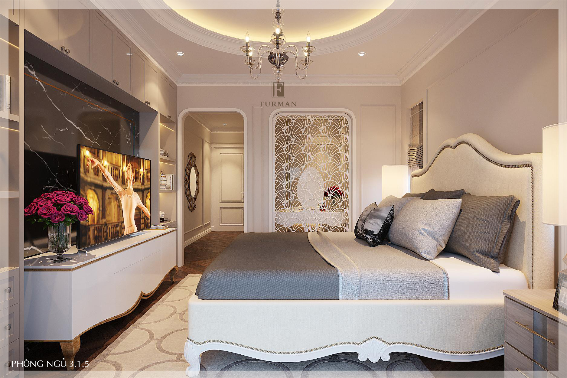 thiết kế nội thất biệt thự, thiết kế nội thất tân cổ điển, thiết kế nội thất cao cấp, thi công nội thất trọn gói, thi công nội thất biệt thự
