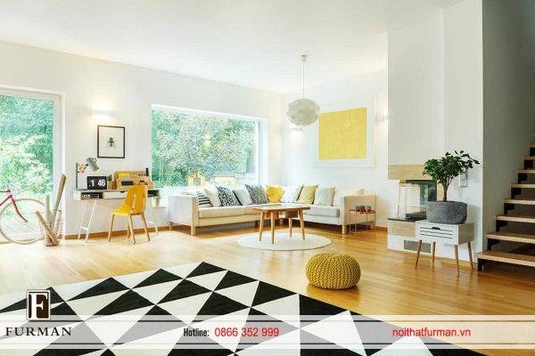 thiết kế nội thất,nội thất cao cấp,nội thất phòng sinh hoạt chung