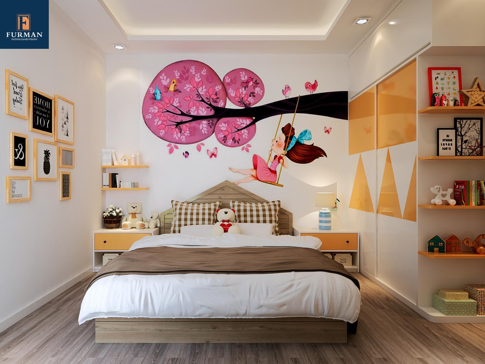Kinh nghiệm thiết kế nội thất căn hộ chung cư tiết kiệm chi phí